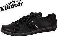 Туфли спорт Kindzer T24 черные