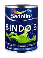 Sadolin bindo 3, Садолин Биндо 3 краска для потолков и стен матовая 1л