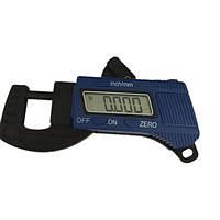 Толщиномер с цифровой индикацией 0-12.7 мм. суппорта метр.