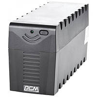 Блок бесперебойного питания (UPS) PowerCom RPT-600A IEC (600 VA, 360 W, классический линейно-интерактивный, ап