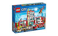 Конструктор LEGO City Пожарная часть (60110)