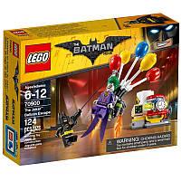 Конструктор LEGO Batman Movie Побег Джокера на воздушном шаре (70900)