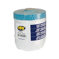 Защитная пленка с тканевой лентой 550 мм х 20 м