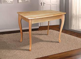 Стол обеденный Смарт натуральный не раскладной 100*60 см