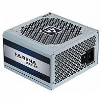 Блок питания 400W CHIEFTEC (GPC-400S) (, Стандарт - ATX V2.3, КПД, охлаждение - 1x120 mm, активный PFC модуль,