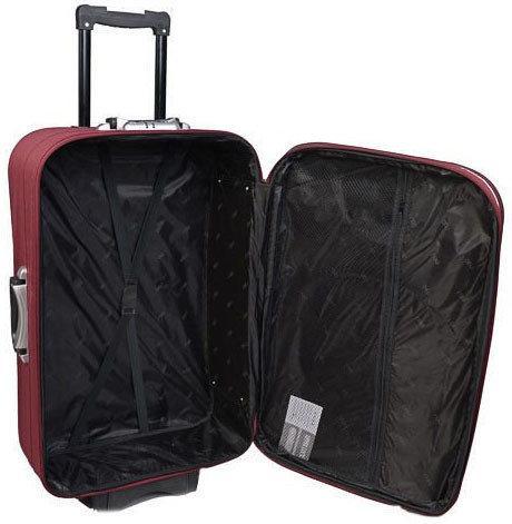 c7e013742681 Дорожный чемодан на колесах Deli 901, набор 3 штуки: продажа, цена в ...