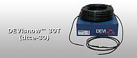 Нагревательный кабель DEVIsnow™ 30T (dtce-30) на 230 В - 78 м