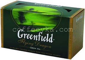 Чай зеленый Greenfield Flying Dragon 25 п