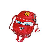 Рюкзак детский ТАЧКИ, 21.5x18.5x9.5 см.
