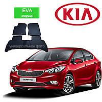 Автоковрики EVA для Kia Cerato