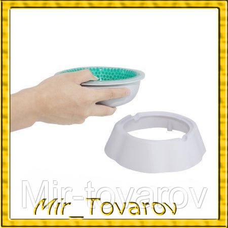 Охлаждающая миска для воды для домашних животных Frosty Bowl!