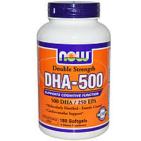 Now Foods DHA-500 180 caps