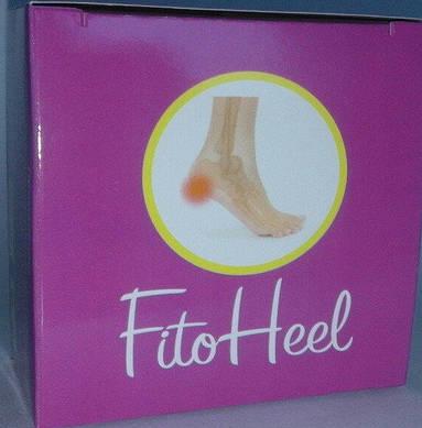 FitoHeel - крем от пяточных шпор