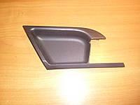 Корпус внутренней ручки двери задней правой Chevrolet Aveo T250 ЗАЗ Вида (оригинал, GM)