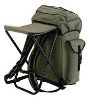 АКЦИЯ! Рюкзак DAM  со стульчиком  40х38х55см