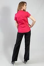 Рубашка женская  цветная летняя короткий рукав  S.Oliver , фото 3