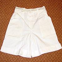 Белые шорты-юбка на девочку-подростка 12-14 лет