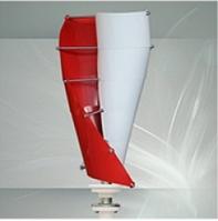 Вертикальная ветряная турбина 500W
