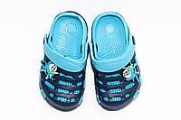 Для детей обувь. синий-голубой(30-35)