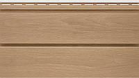 Сайдинг виниловый VOX дуб панель плоская