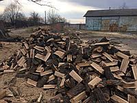 Дрова рубаные дуб, Киев