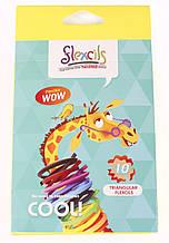 Гнучкі олівці Flexcils Жираф
