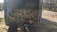 Дрова чурки дуб, Киев 650грн складометр с доставкой