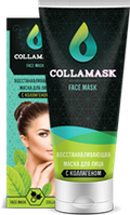 Collamask - маска для лица с коллагеном