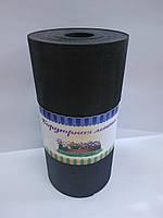 Бордюрная лента Геодор 28,5x900 см черная