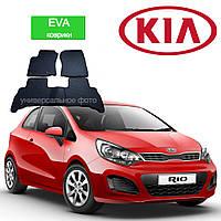 Автоковрики EVA для Kia Rio