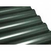 Лист Salux WBS II зеленый волна 2x0.9 м