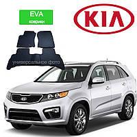 Автоковрики EVA для Kia Sorento