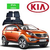 Автоковрики EVA для Kia Sportage