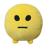 Мягкая игрушка Смайлик Молчун 11 см IMOJI (40058)