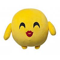 Мягкая игрушка Смайлик Красотка 18 см IMOJI (40036)