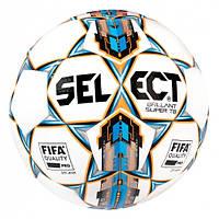 Футбольный мяч SELECT Brillant Super TB (ORIGINAL, FIFA APPROVED)
