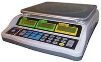 Счетные электронные весы  ВТЕ-Центровес-30-Т3С до 30 кг, точность 1 г