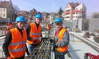 Арматурщики-бетонщик в Польше
