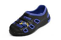 Для детей обувь. Черный/феолетовый(24-2)
