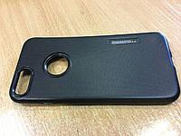 """Защитная силиконовая накладка""""Motomo""""для iphone 7"""