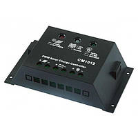 Фотоэлектрический контроллер заряда JUTA DY1024, 10А 12/24В+USB