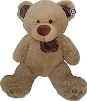 Мягкая игрушка «Плюшевый мишка Зумми 115 см с шарфом»