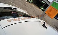 Спойлер на заднее стекло  из ABS пластика на Skoda Octavia A7 2013