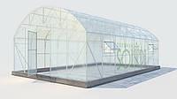 Теплица  фермерская из поликарбоната эконом 7,6 Solidprof 6мм