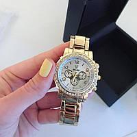 Женские красивые часы Rolex (разные цвета)