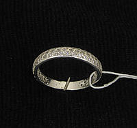 Кольцо серебро 925 проба 16.5 размер №583