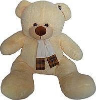 Мягкая игрушка «Плюшевый мишка Потап 120 см с шарфом»
