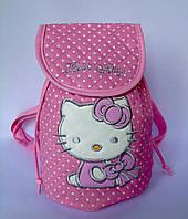 """Рюкзак детский для девочки """"Hello Kitty"""" розового цвета"""