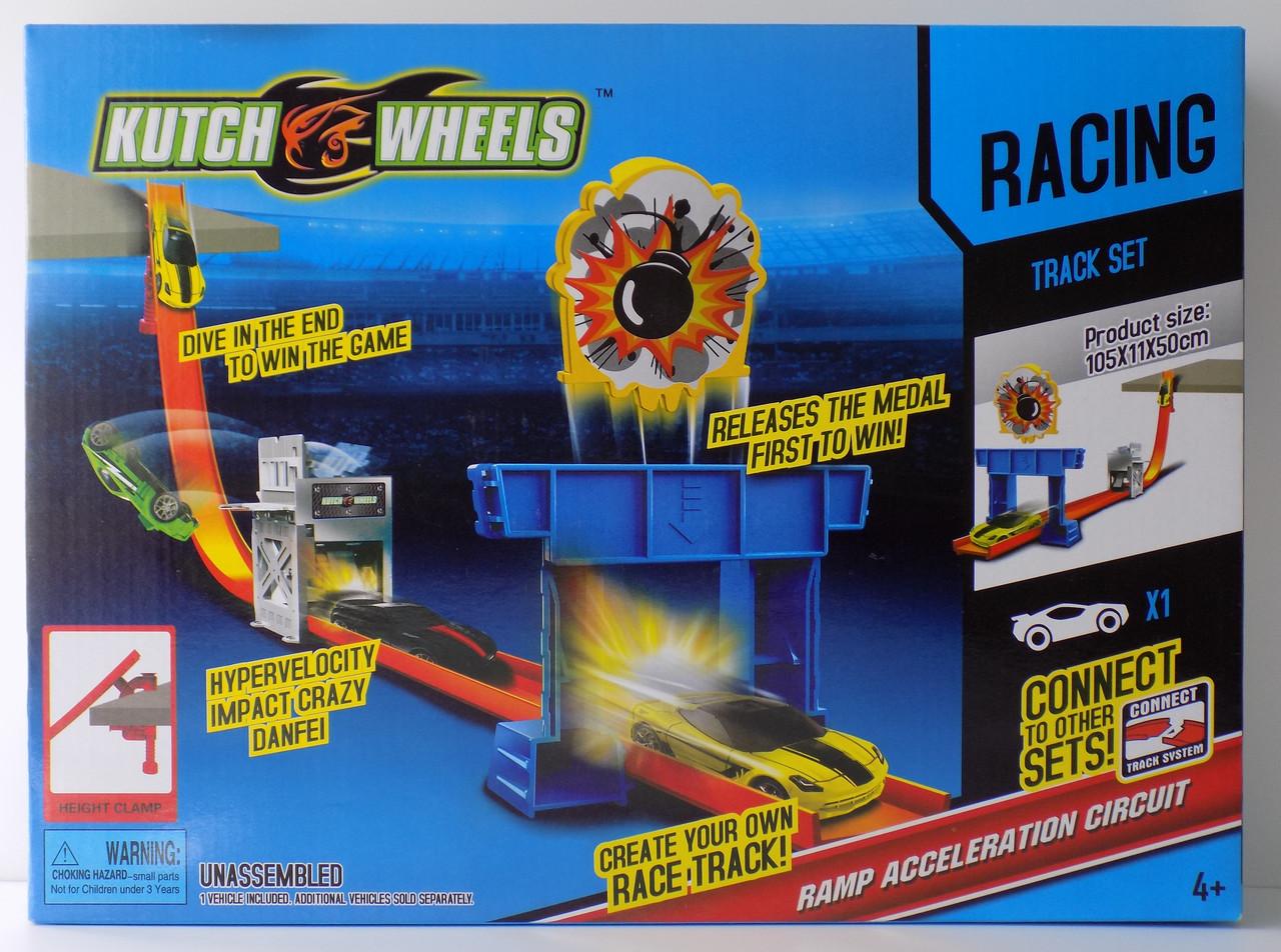 Трек для дітей іграшковий Kutch Wheels 8803