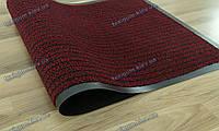 Ковер грязезащитный Ибица, 70х130см., красный